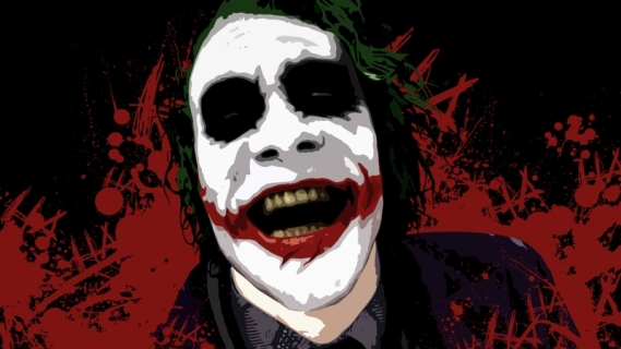 dc comics the joker heath ledger batman the dark knight 1920x1080 wallpaper_www.wall321.com_90
